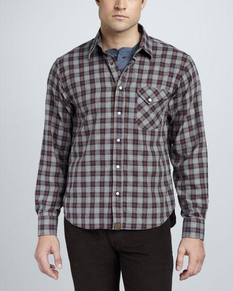 Gilbert Plaid Shirt