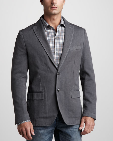 Waverly Unstructured Sport Coat