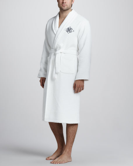 Exclusive Robe, Monogrammed