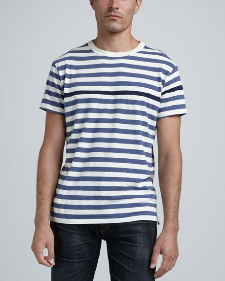 Striped Perfect Tee