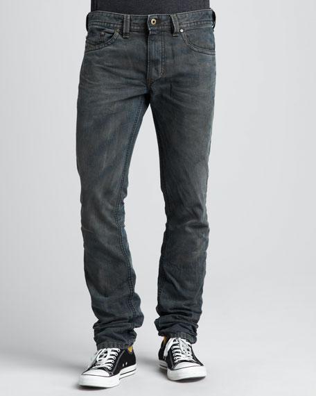 Thavar Laser-Print Jeans