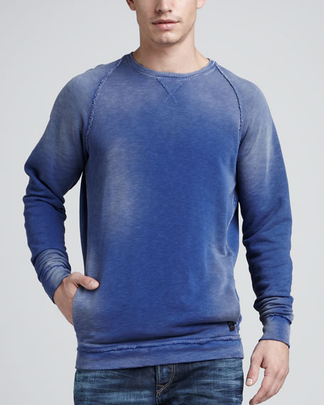 Shilling Fleece Sweater