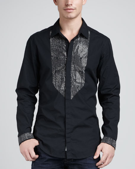 Sbelens Embellished Shirt
