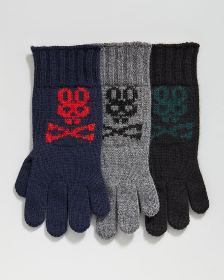 Cashmere Bunny Gloves