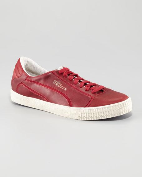 Street Climber II Lo-Top Sneaker, Red