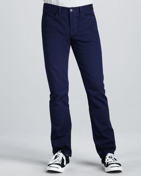 Slim Five-Pocket Pants, Air Force