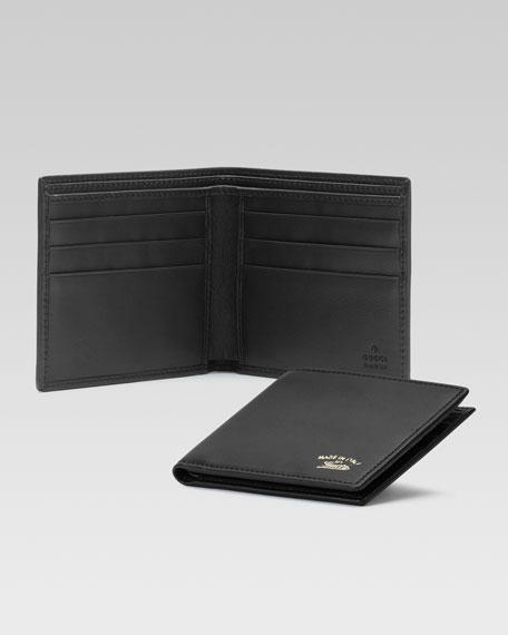 Crafty Leather Bi-Fold Wallet