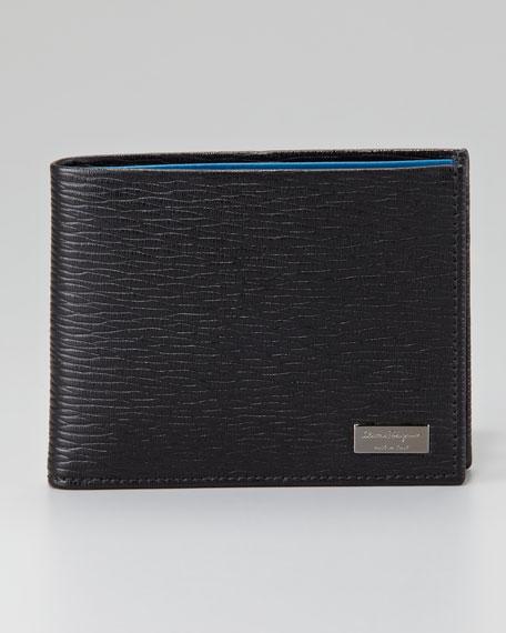 Revival Stamped Bi-Fold Wallet