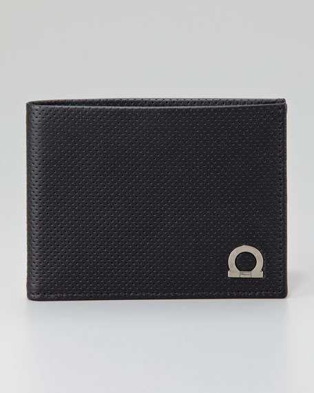 Melrose Perforated Wallet