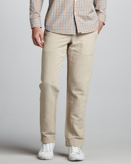 Jack Selvedge Chino Pants