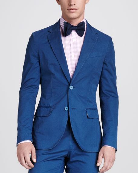 Overdyed Cotton Sport Coat