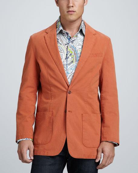 Buoy Cotton Sport Coat