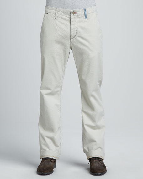 Yates Classic Jeans, Stone