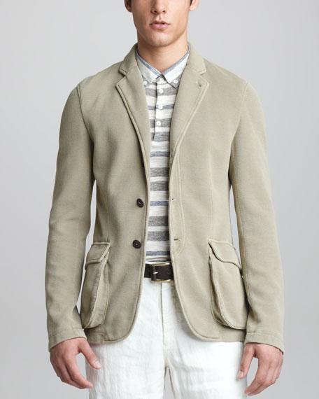 Soft Three-Two Jacket