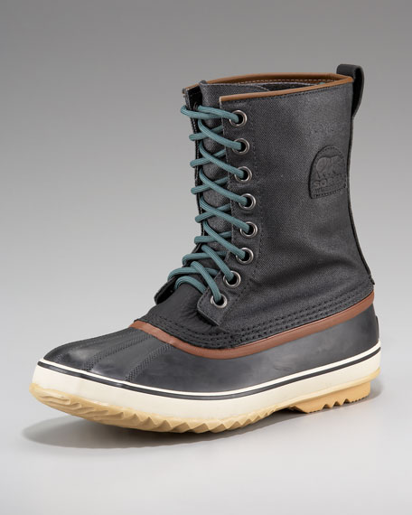 1964 Premium Canvas Boot