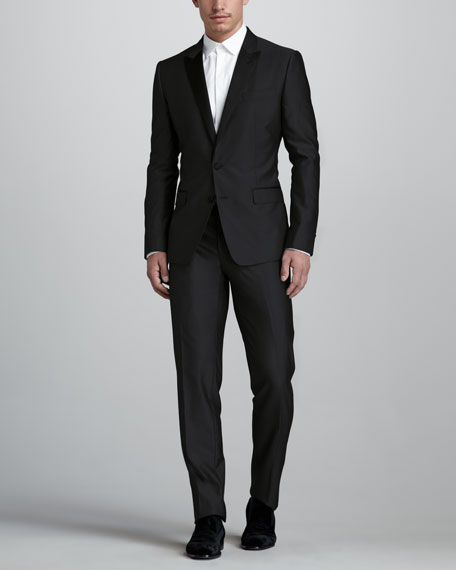 Peak-Lapel Tuxedo