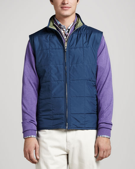 Frederick Quilted Vest