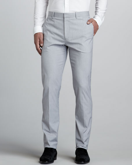 Sherwin Fine-Stripe Pants