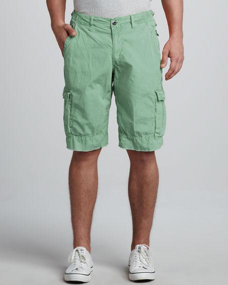 Oxnard Cargo Shorts, Grass