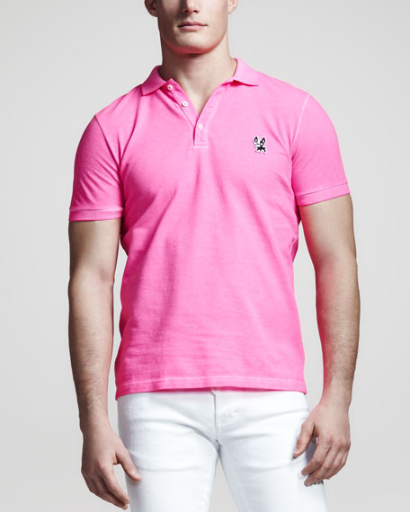 Classic-Fit Bulldog Polo