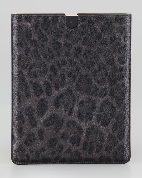 Leopard-Print iPad 2 Case
