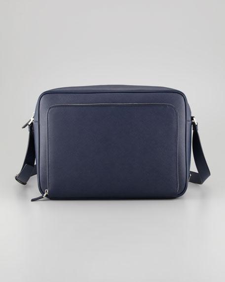 eedc808eb1 Prada Saffiano iPad Messenger Bag