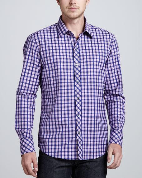 Nelson Check Sport Shirt
