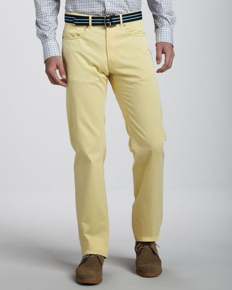 Roberson Five-Pocket Pants, Daylight