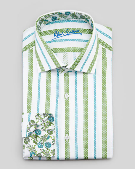 Adric Striped Dress Shirt