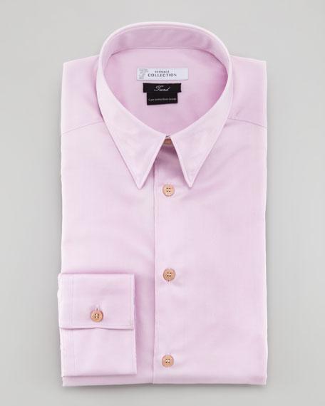 Trend Fit Dress Shirt, Pink