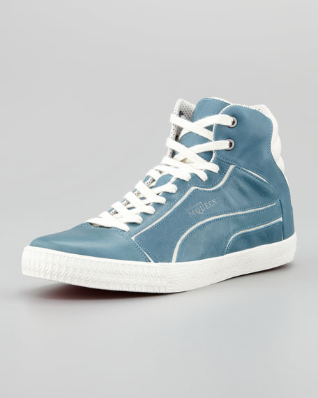 alexander mcqueen puma blue