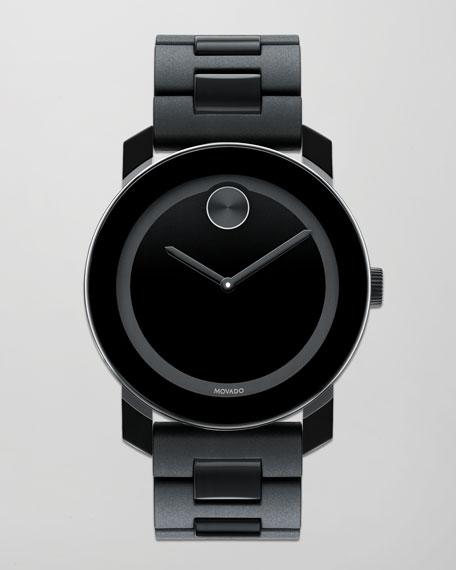 42mm Bold Watch, Black