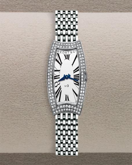 No. 3 Watch With Diamonds