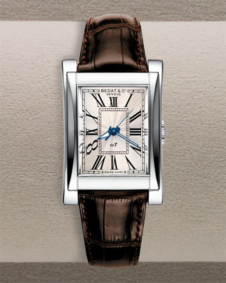 No. 7 Watch With Antique White Dial
