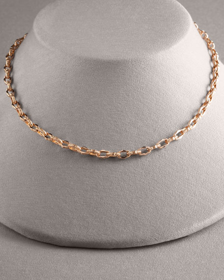 Appassionata Necklace, 18K Rose Gold