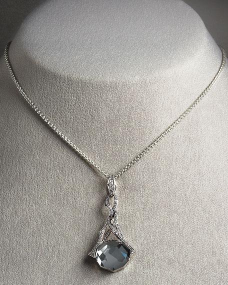 Jewelvine Hematite Necklace