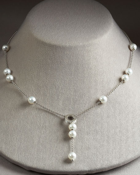 Pearls-in-Motion Necklace