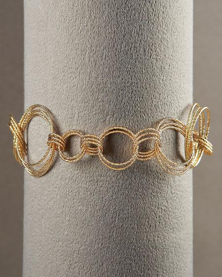 Multicircle Link Bracelet