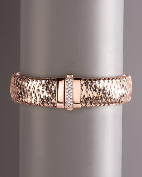 Primavera Rose Gold Diamond Bracelet