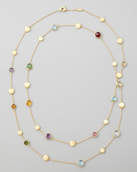 Jaipur Necklace, 48""
