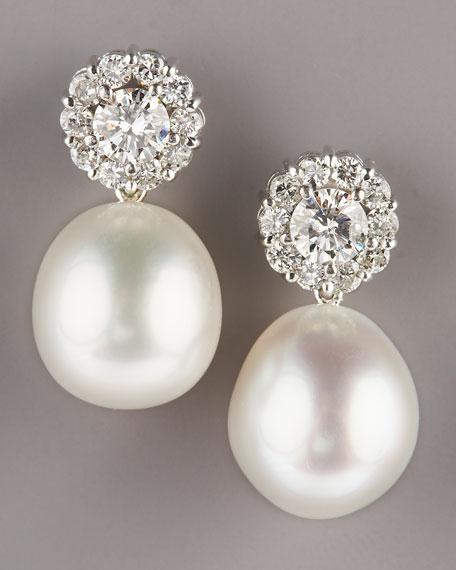 Florette Diamond Earrings