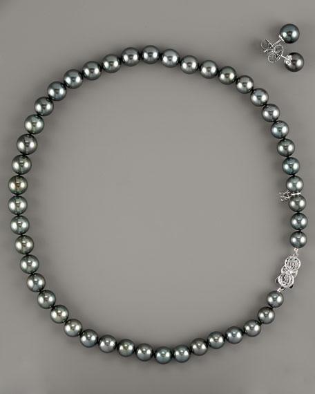Special Edition Black South Sea Pearl Set