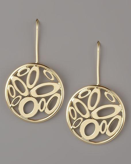 Chic & Shine Circle Earrings