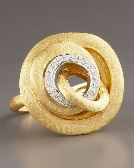 Jaipur Diamond-Link Ring