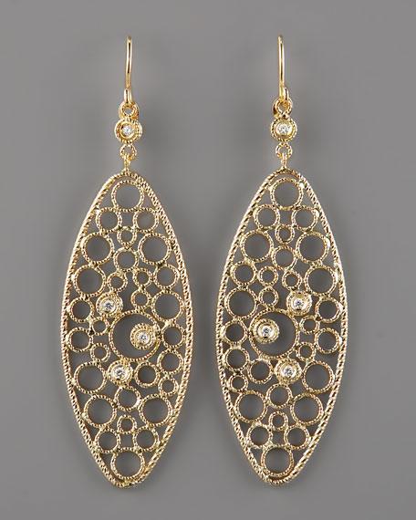 Bollicine Diamond Earrings