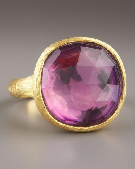 Jaipur Amethyst Ring