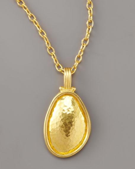 Elements Gold Pendant Necklace