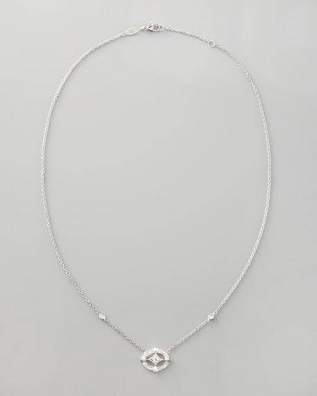Oval New Classic Diamond Necklace