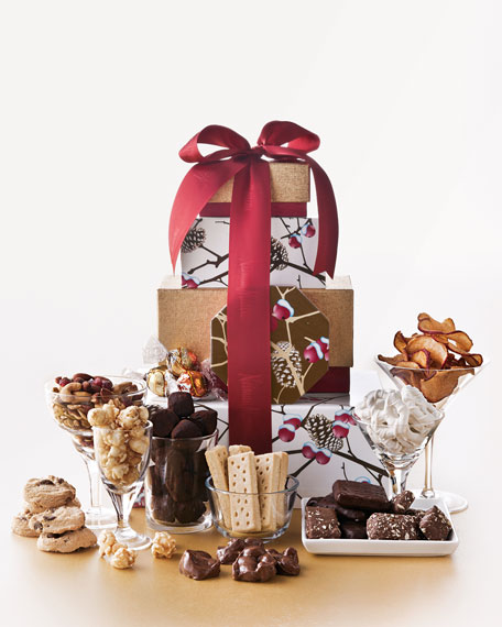 Grand Tower Sweets & Snacks Gift Set