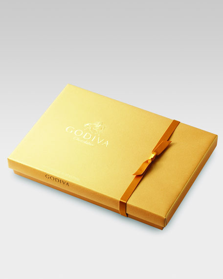 36-Piece Gold Ballotin